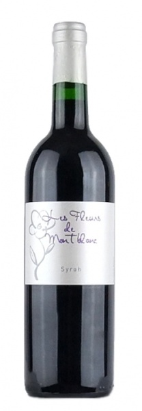 Syrah Rouge Les Fleurs de Montblanc