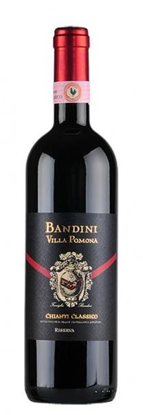 Villa Pomona Bandini Chianti Classico -Riserva- DOCG