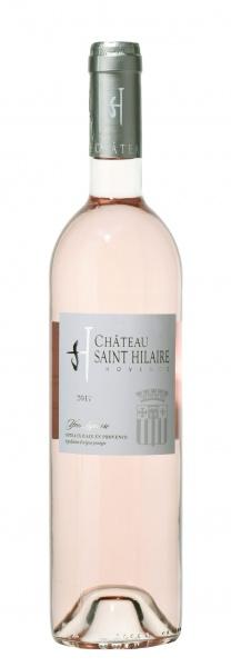 Château Saint Hilaire rosé