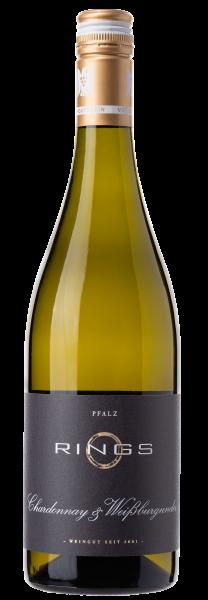 Rings Chardonnay & Weissburgunder trocken Bio