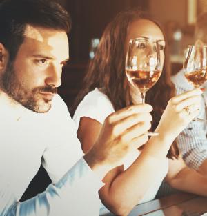 "Online Winetasting Paket ""club traube Selection"""