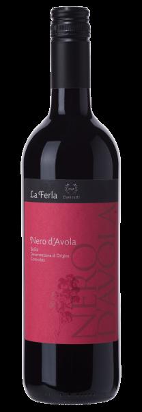 Canicatti La Ferla Nero d'Avola IGT
