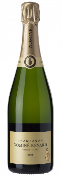 Nominé Renard Brut Champagner