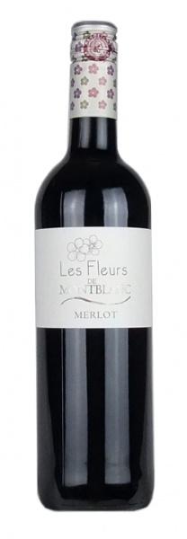 Merlot Les Fleurs de Montblanc