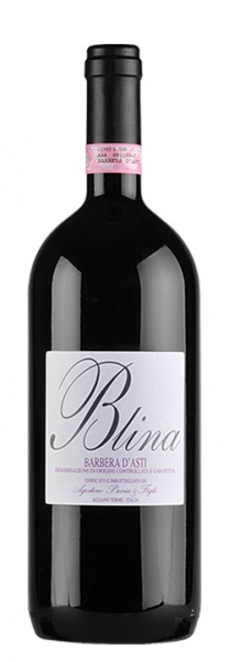 "Agostino Pavia & Figli ""Blina"" Barbera d´Asti Magnum"