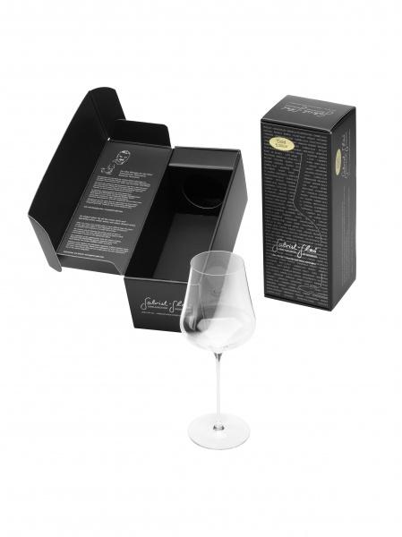 Gabriel-Glas Gold Edition (mundgeblasen) im 1er Geschenkkarton