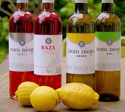 Erfrischender Vinho Verde
